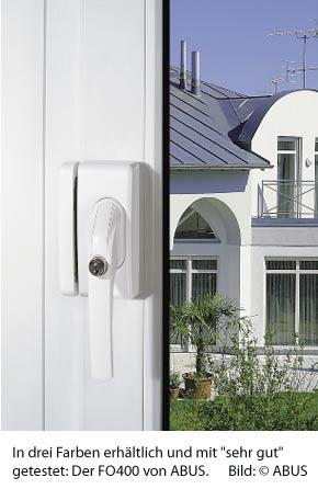 stiftung warentest pr ft fenstersicherungen haus f r sicherheit in hildesheim. Black Bedroom Furniture Sets. Home Design Ideas